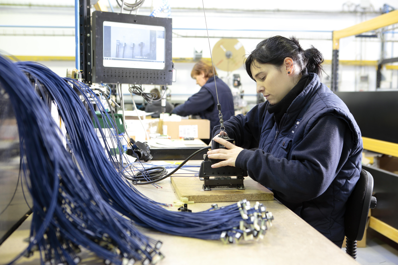 Fabricamos cableados y preinstalaciones eléctricas enchufables